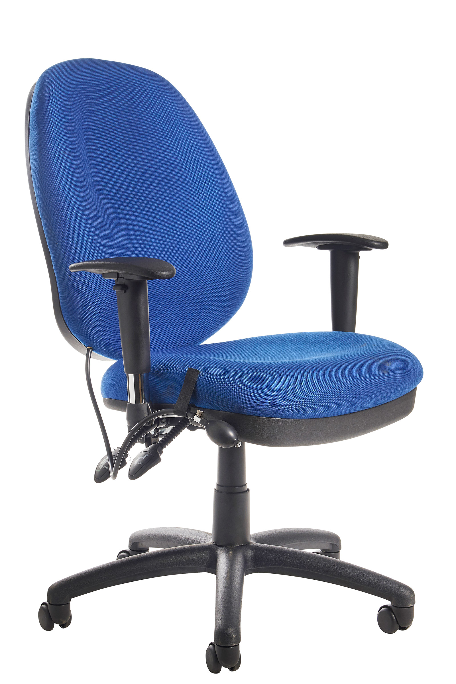 Sofia adjustable lumbar operators chair
