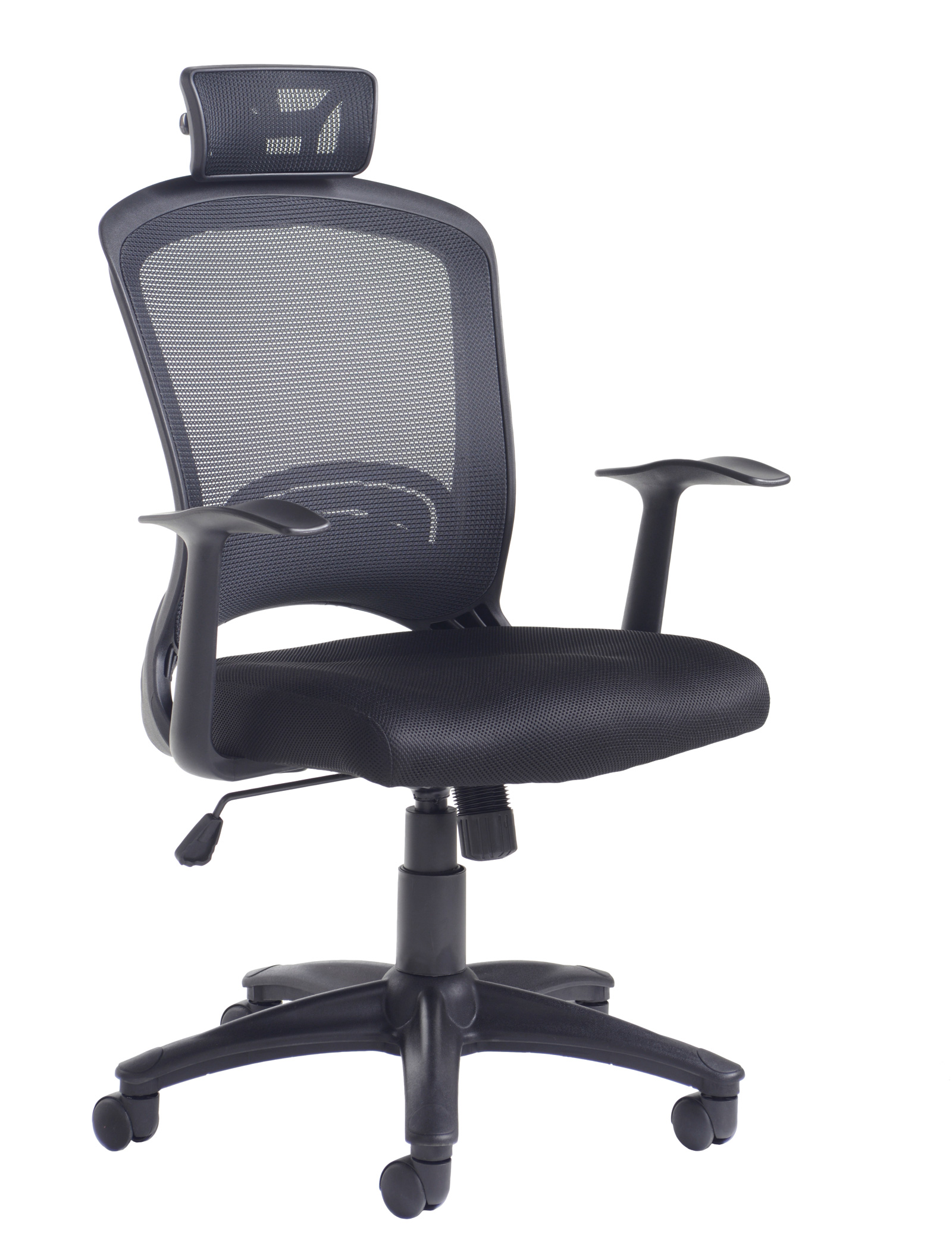 Solaris mesh back operator chair