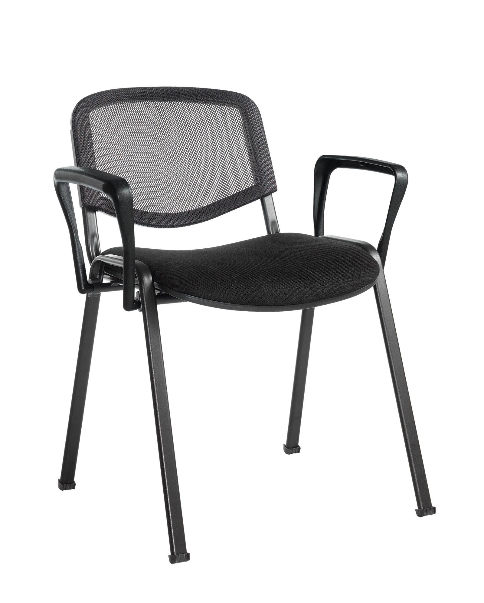 Taurus mesh back meeting room chair