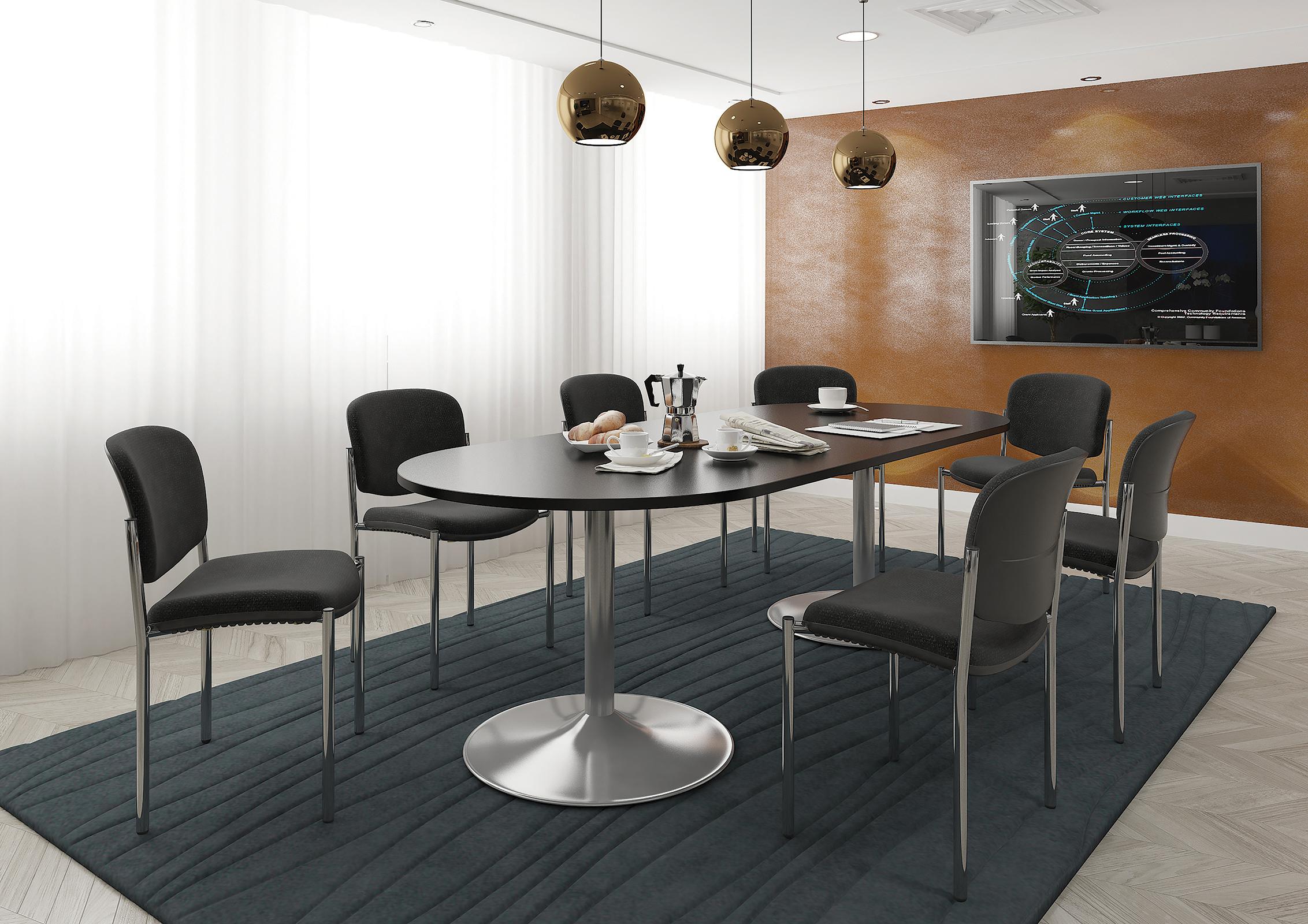 Trumpet Modern Boardroom Tables