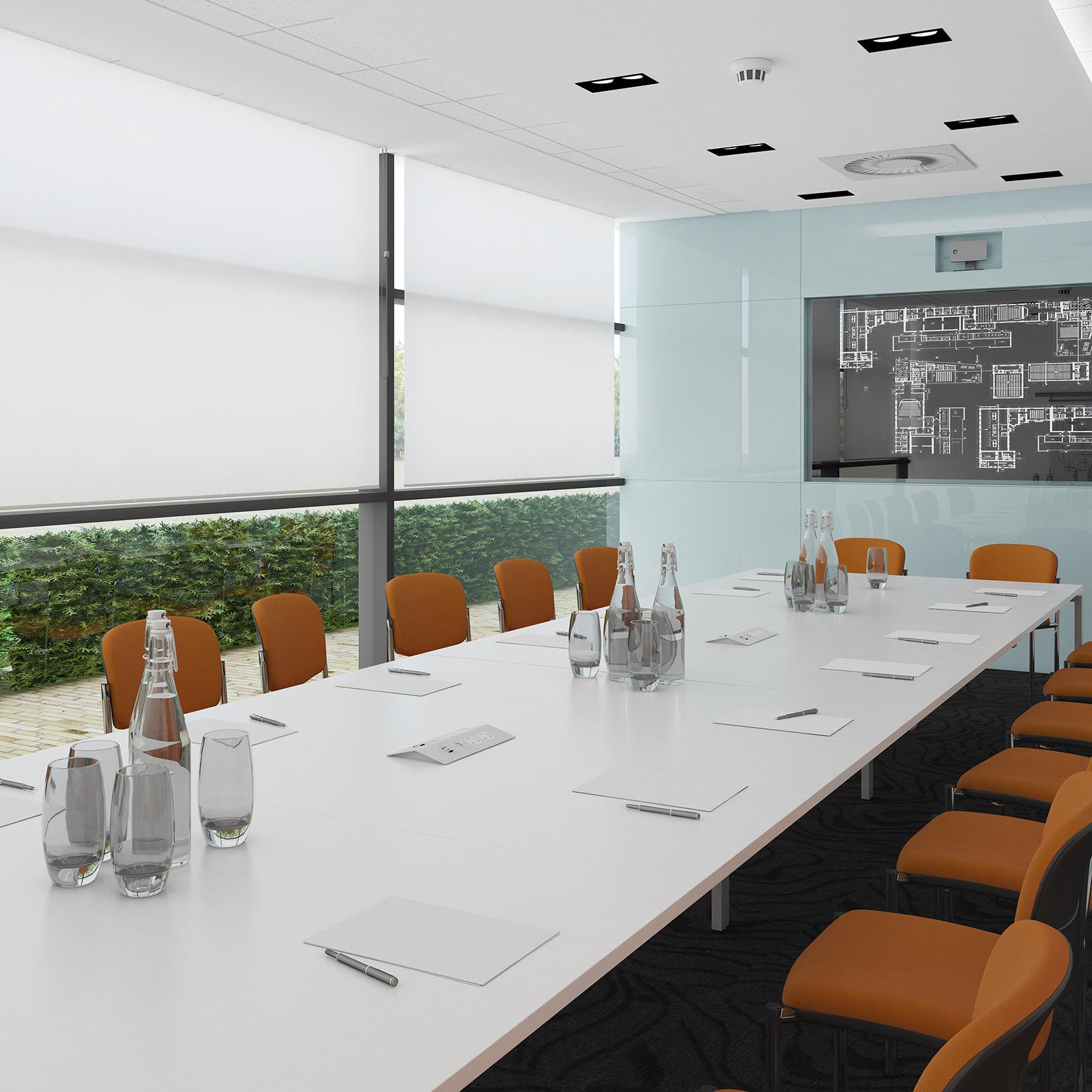 Adapt II Bench Boardroom Tables