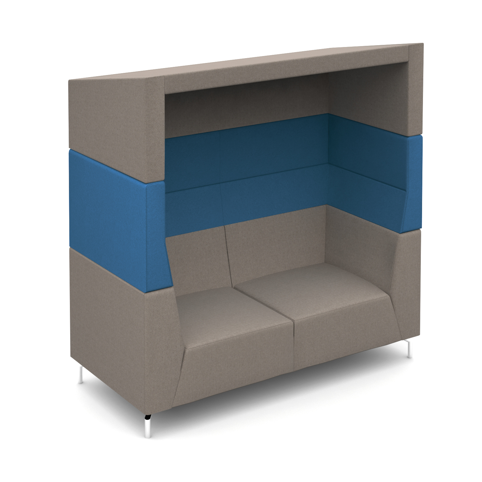 Alban Meeting Pods (1-6 Seaters, Range of Colours)