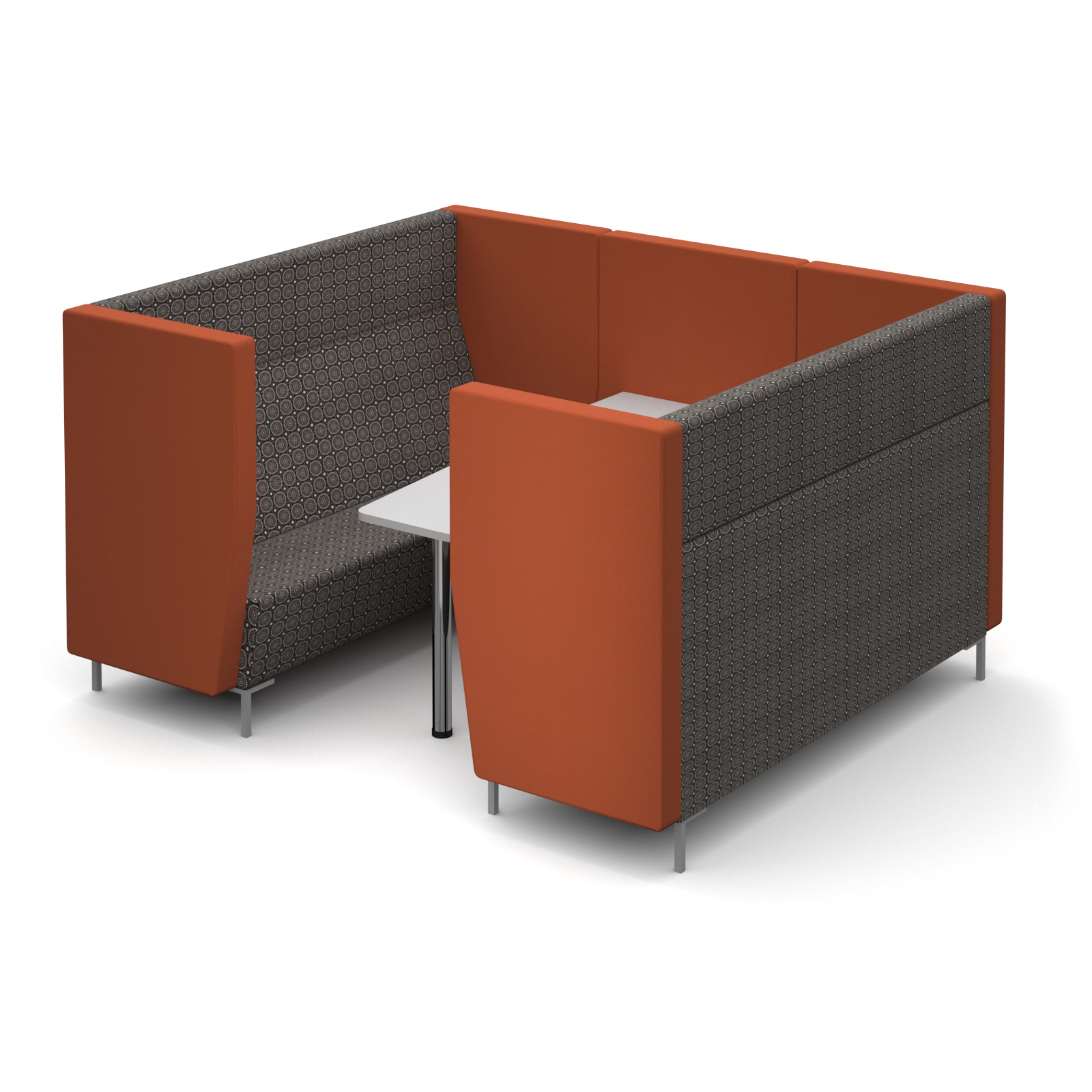 Encore Meeting Pods (2-6 Seaters, Range of Colours)