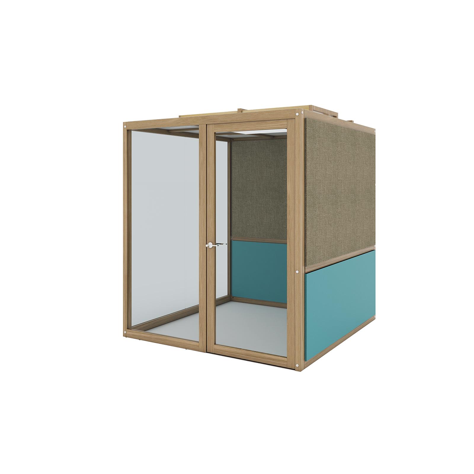 HushHub Wooden Framed Acoustic Hubs