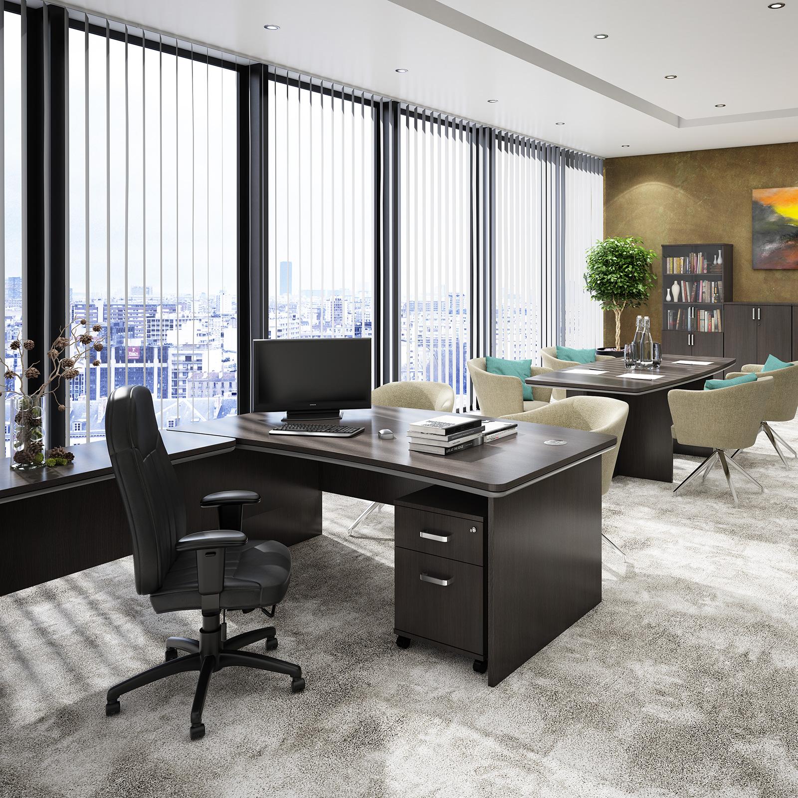 Magnum Executive Desk