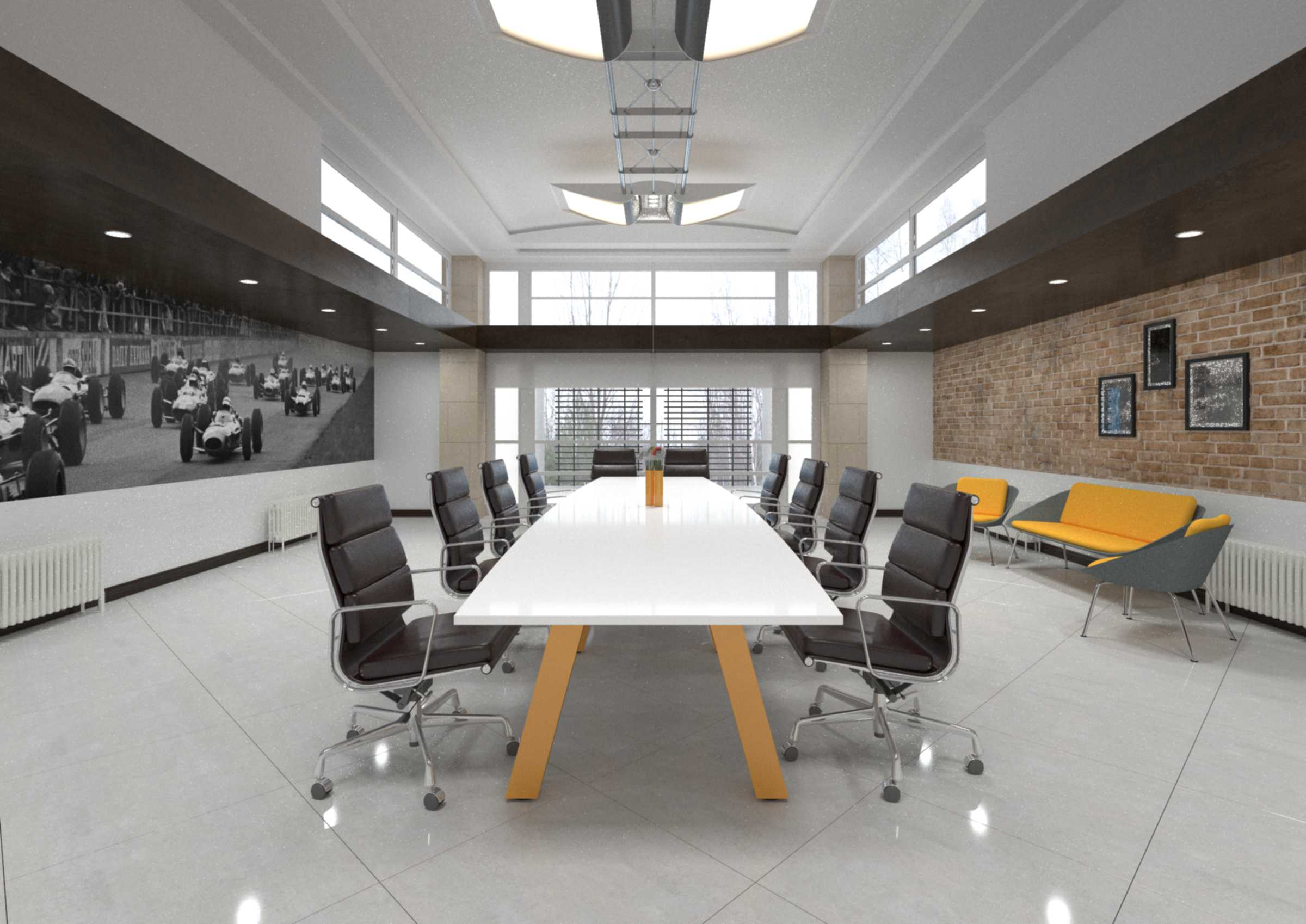 Force Boardroom Table