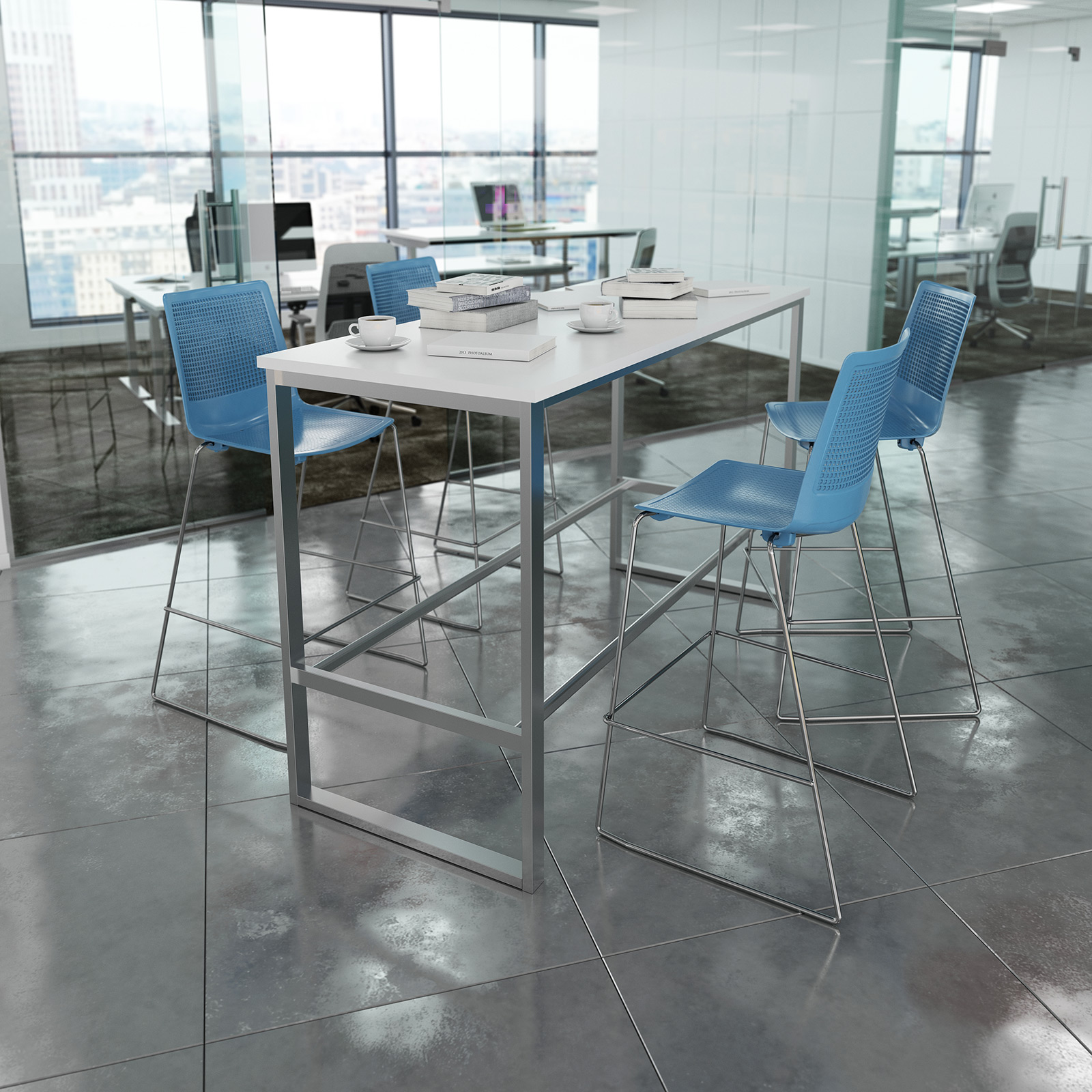 Otto Poseur Benching Solution Dining Table